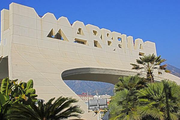 Bienvenido a Marbella