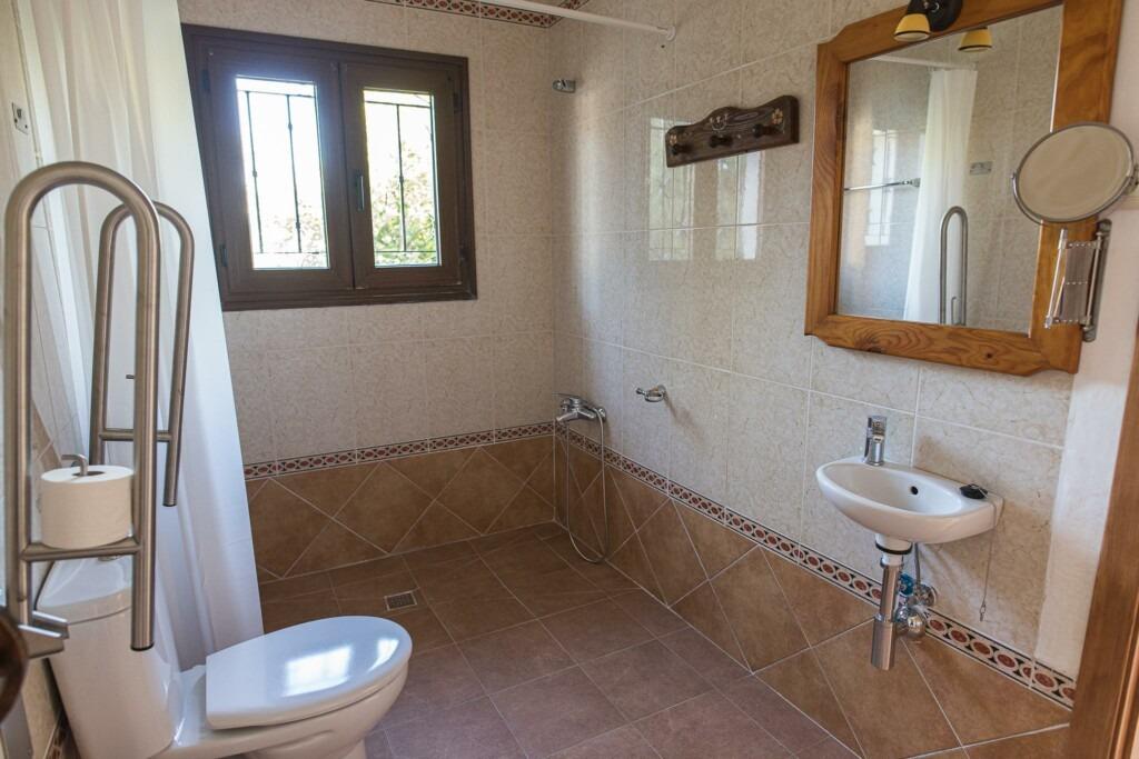 Habitación Tranquila Baño 2