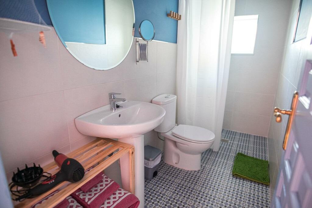Habitación Twin Baño