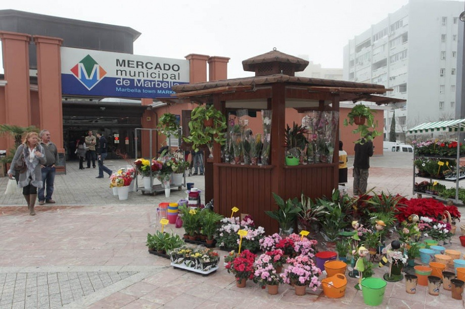 Mercado Municipal de Marbella